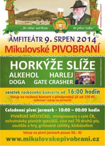 Plakát_pivobrani_mikulov_2014